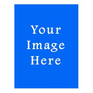 Helles blaues mittleres Chanukka Chanukah Hanukah Postkarte