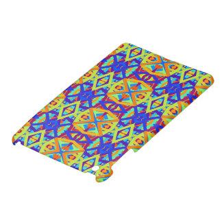 Helles Farbspaß-Muster iPad Mini Hülle