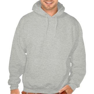Helles Gamer-Mädchen Kapuzensweatshirt