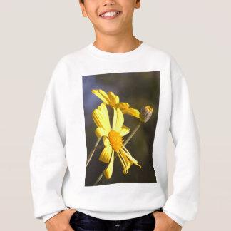Helles Gänseblümchen Sweatshirt