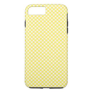 Helles gelbes Zitronen-Frucht-Muster iPhone 8 Plus/7 Plus Hülle