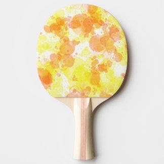Helles Sonnendurchbruch-Paddel Tischtennis Schläger