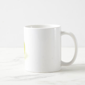 Helles Yellow- Seaglas Kaffeetasse