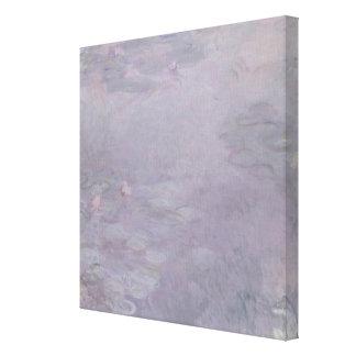 Hellfarbige Wasserlilien Claudes Monet | Leinwanddruck
