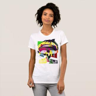 Hellgelb T-Shirt