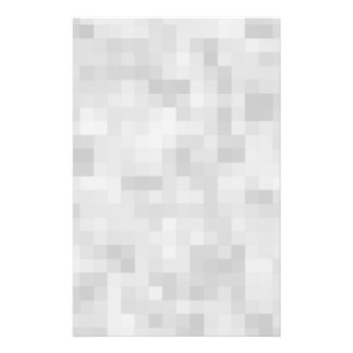 Hellgraues abstraktes Muster 14 X 21,6 Cm Flyer