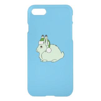 Hellgrüne arktische Hasen mit grüner iPhone 8/7 Hülle