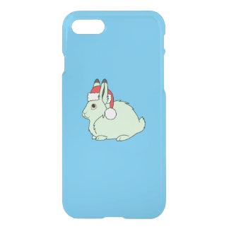 Hellgrüne arktische Hasen mit roter iPhone 8/7 Hülle