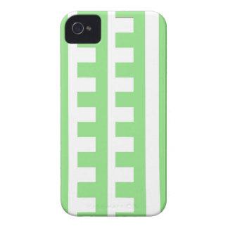 Hellgrüner Kamm-Zahn iPhone 4 Hülle