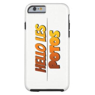 Hello-Rumpf die potos! Tough iPhone 6 Hülle