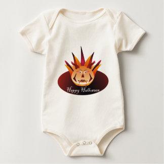 Helloween 2011 baby strampler