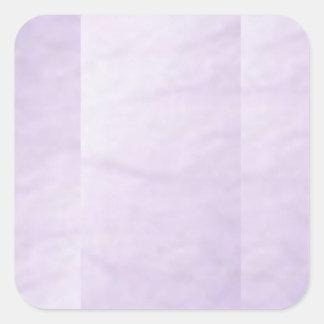 Hellpurpurnes Abzieh Schreiben-AUF Traumwerkzeug Quadratischer Aufkleber