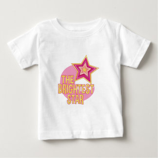 Hellster Stern Baby T-shirt