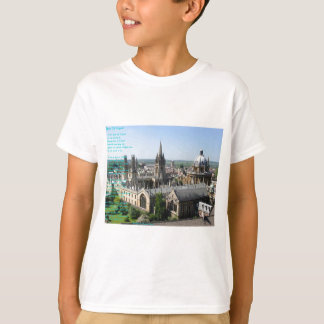 Helme von Oxford-Gedicht vorbei: Winifried Mabel T-Shirt