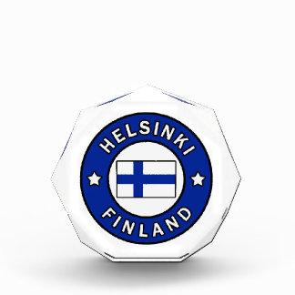 Helsinki Finnland Auszeichnung