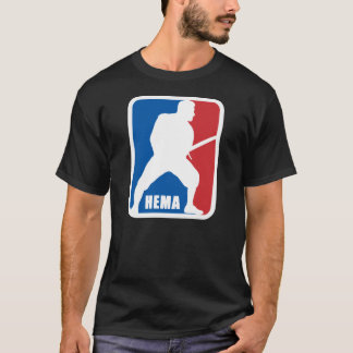 HEMA Pflug langes Klinge-Schutz-Shirt T-Shirt