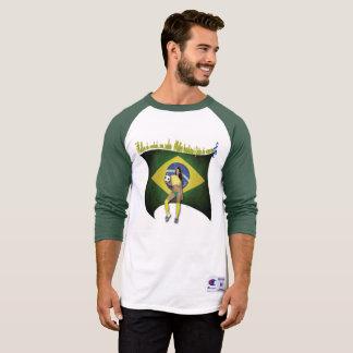 Hemd Brasilianische Frau T-Shirt