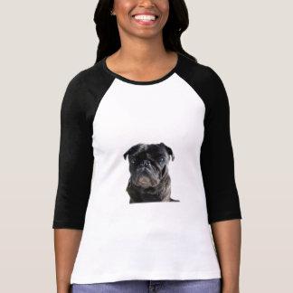 Hemd mit Ärmel pug T-Shirt