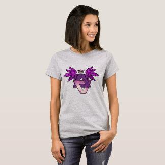 Hemd Psicoart Weiblicher Everarts T-Shirt