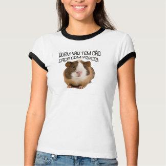 Hemd Schwein der Indianerin T-Shirt