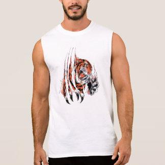 "Hemd ""Tiger "" Ärmelloses Shirt"