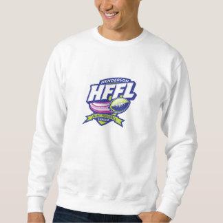 Henderson-Flaggen-Fußball-Liga Sweatshirt