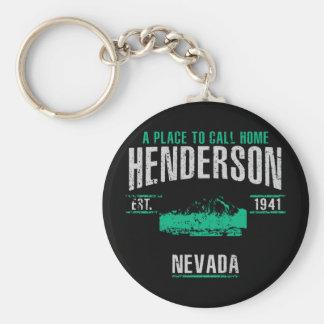 Henderson Schlüsselanhänger