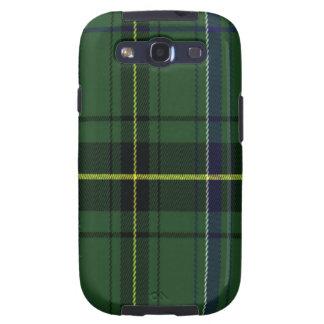 Henderson schottischer Tartan Samsung rufen Fall Galaxy S3 Etui