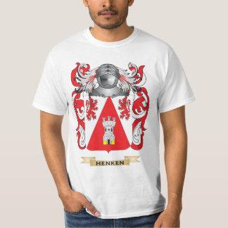Henken Wappen (Familienwappen) T-Shirt
