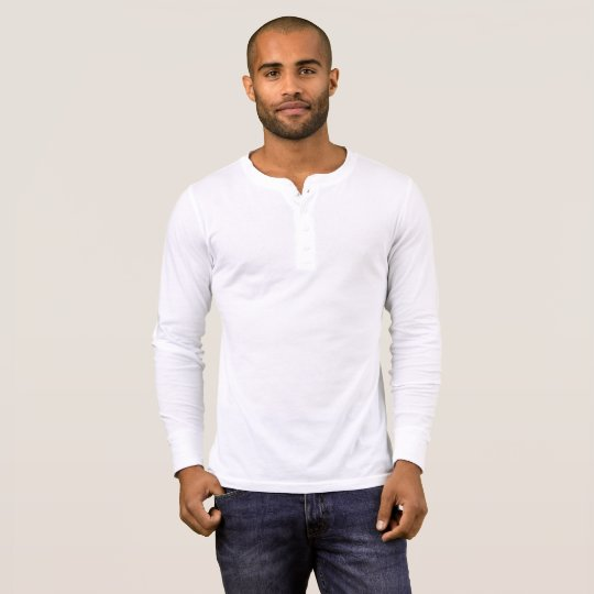 Bella+Canvas Longsleeve Shirt für Männer