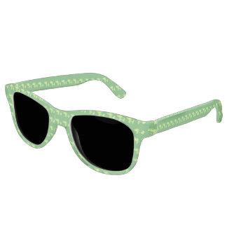 Hennastrauch-Elefant (Grün/Limones Grün) Sonnenbrille