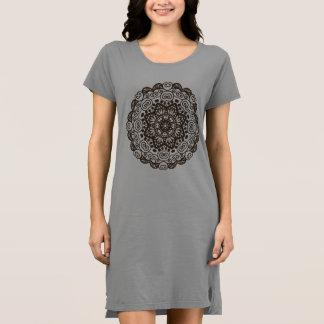 Hennastrauch-Kleid Kleid