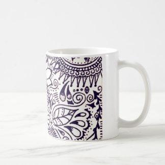 Hennastrauch-Tasse Kaffeetasse