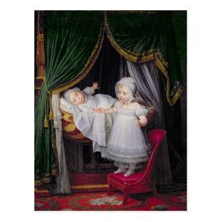 Henri-Charles-Ferdinand von Artois Postkarte