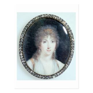 Henriette Lucy Dillon (1770-1853) Marquise de la T Postkarte