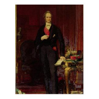 Henry, 3. Vicomte Palmerston Postkarte