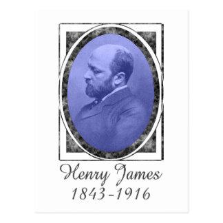 Henry James Postkarte