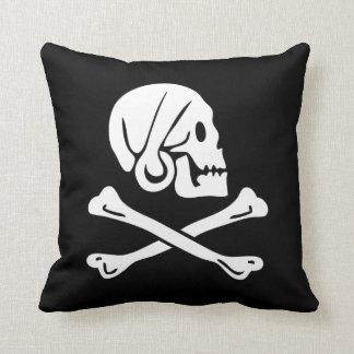 Henry jede Piraten-Flagge Kissen
