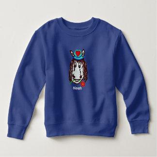 Henry-Pferd scherzt T - Shirt