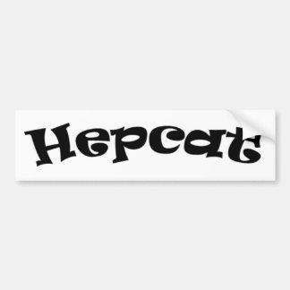 Hepcat Autoaufkleber