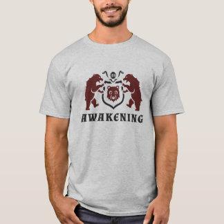 Heraldische Bären, die Blazon wecken T-Shirt