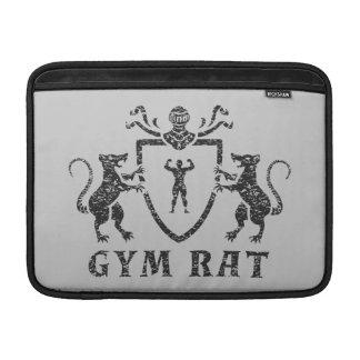 Heraldische Turnhallen-Ratten-MacBook-Luft-Hülse Sleeves Fürs MacBook Air