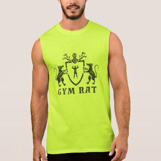 Heraldische Turnhallen-Ratten-Sleeveless T - Shirt