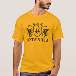Heraldischer DracheBlazon T-Shirt