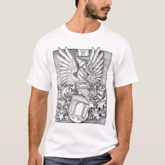 Heraldischer Holzschnitt II T-Shirt