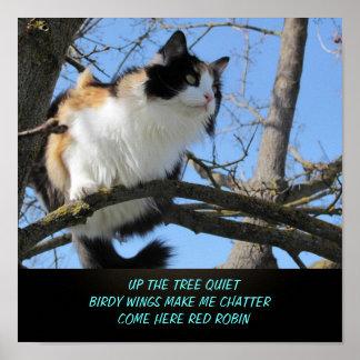 Herauf die Baumruhe Poster