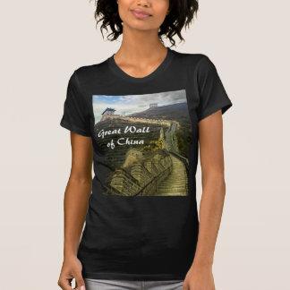 Herauf die Chinesische Mauer T-Shirt