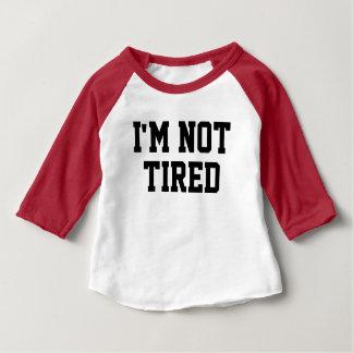 Herauf die ganze Nacht Baby-T-Stück Baby T-shirt