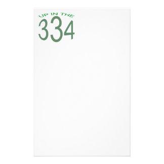 HERAUF HEREIN 334 (GRÜN) BRIEFPAPIER