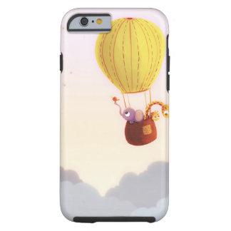 Herauf und wegiphone tough iPhone 6 hülle